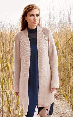Lana Grossa JACKE Cool Wool Cashmere - FILATI CLASSICI No. 11 - Modell 28 | FILATI.cc WebShop