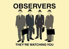 Observers<33 - fringe-observers Fan Art