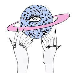 M_Eye moon