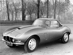 Bertone Arnolt-Bristol Coupe Mk.II, 1954