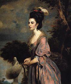 Mrs Richard Crofts: 1775 Joshua Reynolds