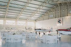 La location che non ti aspetti *8 #wedding #matrimonio #location #hangar #aereo
