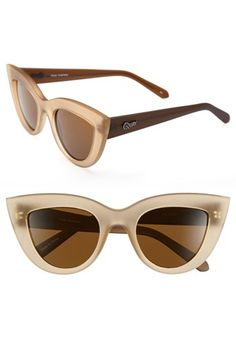 Quay 'Kitti' Sunglasses available at #Nordstrom