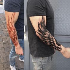 Untitled - Tattoos for Men - # for # Men # Tattoos . - Cover up tat. - Untitled – Tattoos for Men – # for # Men # Tattoos … – Cover up tattoos – - Forarm Tattoos, Forearm Sleeve Tattoos, Eagle Tattoos, Best Sleeve Tattoos, Tattoo Sleeve Designs, Tattoo Designs Men, Cool Tattoos, Music Tattoos, Small Tattoos