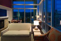 Enjoy a quite evening in luxury