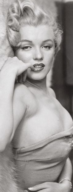 Marilyn Monroe. Beautiful fucking picture