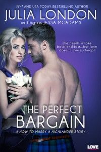 2/5 Book Review: Jessa McAdams' The Perfect Bargain