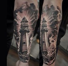 Lighthouse by Edgar Ivanov.