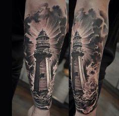 Lighthouse by Edgar Ivanov.