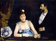 Mujeres Pintoras: La impresionista Eva Gonzalès