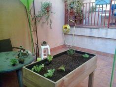 Nuestra mesa de cultivo ;)