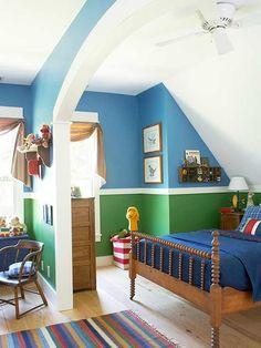 Paint Ideas For Kidsu0027 Rooms. Bedroom BoysBoy BedroomsBedroom IdeasGreen  Bedroom DecorBlue ...