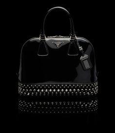 Fab Prada Top Handle bag
