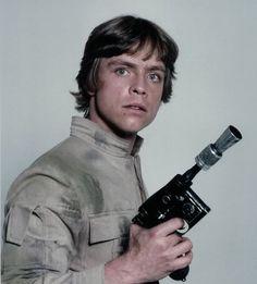 Star Wars Mark Hamill: Luke Skywalker                                 http://buyactionfiguresnow.com