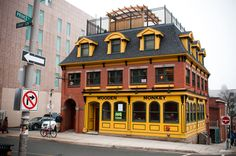 The Wooden Monkey Vintage Canadian Pub in Halifax. One of the best places to go get beer while in Halifax Bars, Canadian Travel, The Province, Cool Bars, Nova Scotia, Regional, East Coast, The Good Place, Monkey