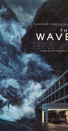 Directed by Roar Uthaug.  With Kristoffer Joner, Thomas Bo Larsen, Ane Dahl Torp, Fridtjov Såheim. Even though awaited, no-one is really ready when the mountain pass of Åkneset above the scenic narrow Norwegian fjord Geiranger falls out and creates a 85 meter high violent tsunami. A geologist is one of those caught in the middle of it.