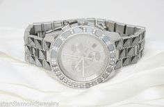 This CHRISTIAN DIOR CHRISTAL Stainless Steel 1.00ctw Diamond Watch   #CD114313.EP8702 was just put up for auction!