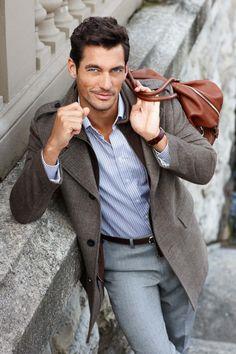 David Gandy from the Autumn 12 Collezione campaign.