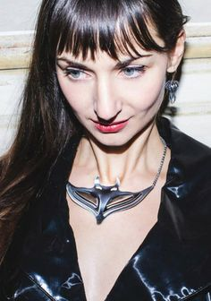 Mario Salvucci Devil Fish necklace