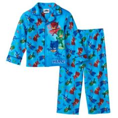 Toddler Boy PJ Masks Catboy, Gekko U0026 Owlette Pajama Set, Size: 2T,  Multicolor