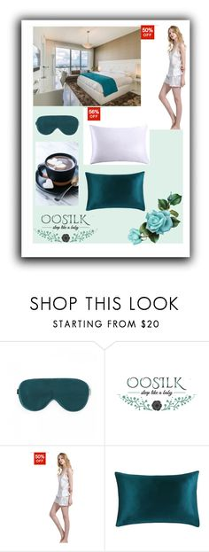 """OOSilk 3"" by rose-99 ❤ liked on Polyvore featuring BLVD Supply"