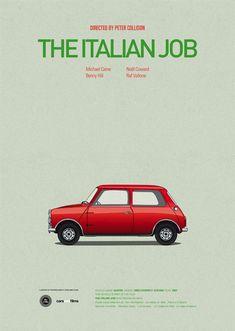 IlPost - The Italian Job - The Italian Job (Un colpo all'italiana) - Peter Collinson, 1969