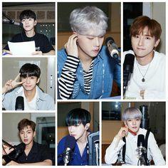 "365 curtidas, 4 comentários - changkyuniee!! (@monstaxvii) no Instagram: ""🌹 // AT MELON RADIO 💜 ~~ #wonho #minhyuk #kihyun #hyungwon #jooheon #i.m #shownu #몬베베 #몬스타엑스 #셔누…"""