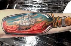 Share Tweet Pin Mail When most people think of tattoos, they imagine ships, anchors, and hearts with the words mom scrawled across a tiny ...