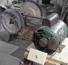 portable bench grinder by dodo729 homemade bench grinder powered