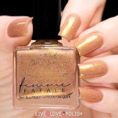 Femme Fatale elfieho Nail Polish (Pre-order LOĎ DATE 08/31/16)
