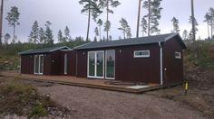 Ferdighus på inntil 50 m²   Byggmesteren Shed, Outdoor Structures, Barns, Sheds
