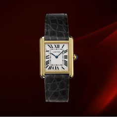 Cartier Womens Tank Solo Watch W1018755