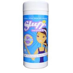 Sluff Wipes should be a part of any tanners routine. A perfect tan starts with a blank canvas. These are amazing to exfoliate and also for removing any residual tan for our regular airbrush tan clients.