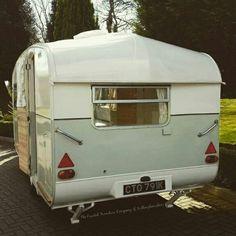 Vintage Caravans, Vintage Trailers, Farrow Ball, Furniture Companies, Laura Ashley, Campervan, Solid Oak, Recreational Vehicles, Painted Furniture