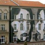 New Multi-story Mural by RONE in Berlin