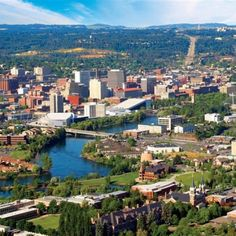 Spokane, Washington - we have an amazing local music scene from classical to jazz to rap...join us at Gonzaga U Music Dept!