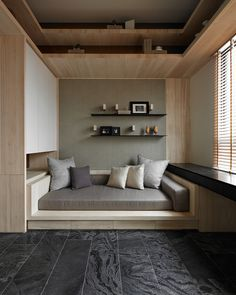 All Details You Need to Know About Home Decoration - Modern Home Room Design, Home Interior Design, House Design, Japan Interior, Small Room Design, Modern Interior, White Bedroom Furniture, Bedroom Decor, Bedroom Curtains
