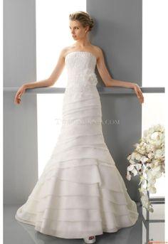 Vestidos novia low cost valencia