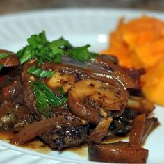Everyday Paleo Salisbury Steak - will have to ask butcher shop for bones to make homemade broth