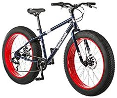 Looking for a fat bike? Academy Sports offers several fat tire bikes in various styles online, whether you want a GMC, Huffy or Mongoose fat bike. Mountain Bikes For Sale, Mens Mountain Bike, Best Mountain Bikes, Mountain Biking, Cool Bicycles, Cool Bikes, Bmx Bikes, Mtb Bike, Motorcycles