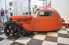 1933 Framo Piccolo Stormer - Cyclecar