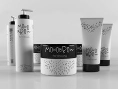Monobrow (Student Project) on Packaging of the World - Creative Package Design Gallery