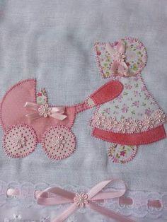 Primitive Embroidery Patterns, Applique Patterns, Applique Quilts, Quilt Patterns, Baby Patchwork Quilt, Baby Quilts, Patch Quilt, Quilt Blocks, Felt Animal Patterns