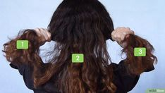 How to Create a Banana Bun Hairstyle: 13 Steps (with Pictures)