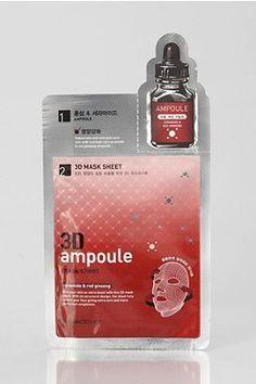 The Face Shop 3D Ampoule Mask Sheet