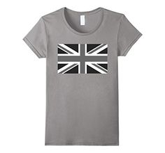 Women's Union Jack Flag T-Shirt in Gray Scale Small Slate... https://www.amazon.com/dp/B06Y2NTXJV/ref=cm_sw_r_pi_dp_x_WK86ybGRXGYS2 #UnionJack #Britishflag #Englishflag #unionjacktee
