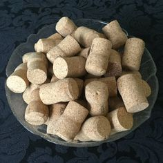 50 Plain Used Champagne Corks by sabinesuglyducklings on Etsy