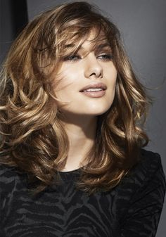 Le dégradé sur cheveux bouclés de Franck Provost - Marie Claire