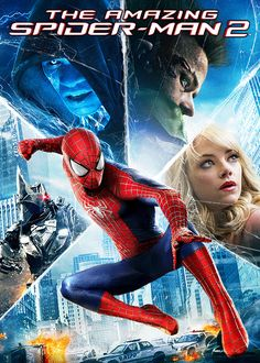 The Amazing Spider-Man 2 - The Villains are the best! Tragic and with a story!!!