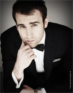 Hot British Men: Photo/tumblr.....still can't believe this is Neville